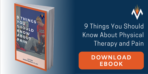 MTS Physical Therapy Pain ebook