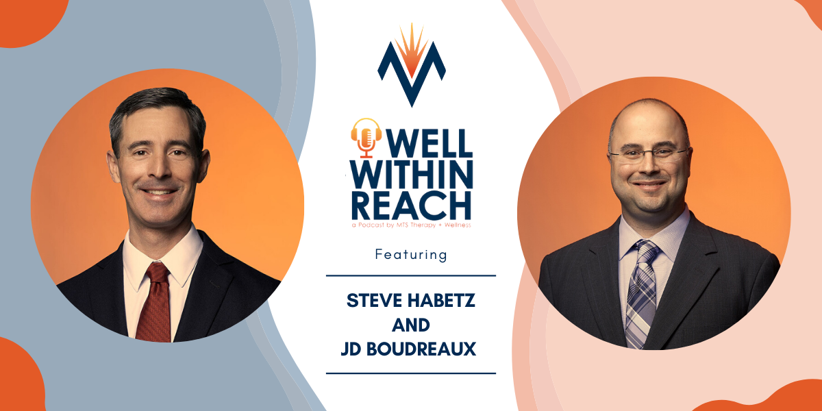 The MTS Well Within Reach Podcast: Featuring Steve Habetz