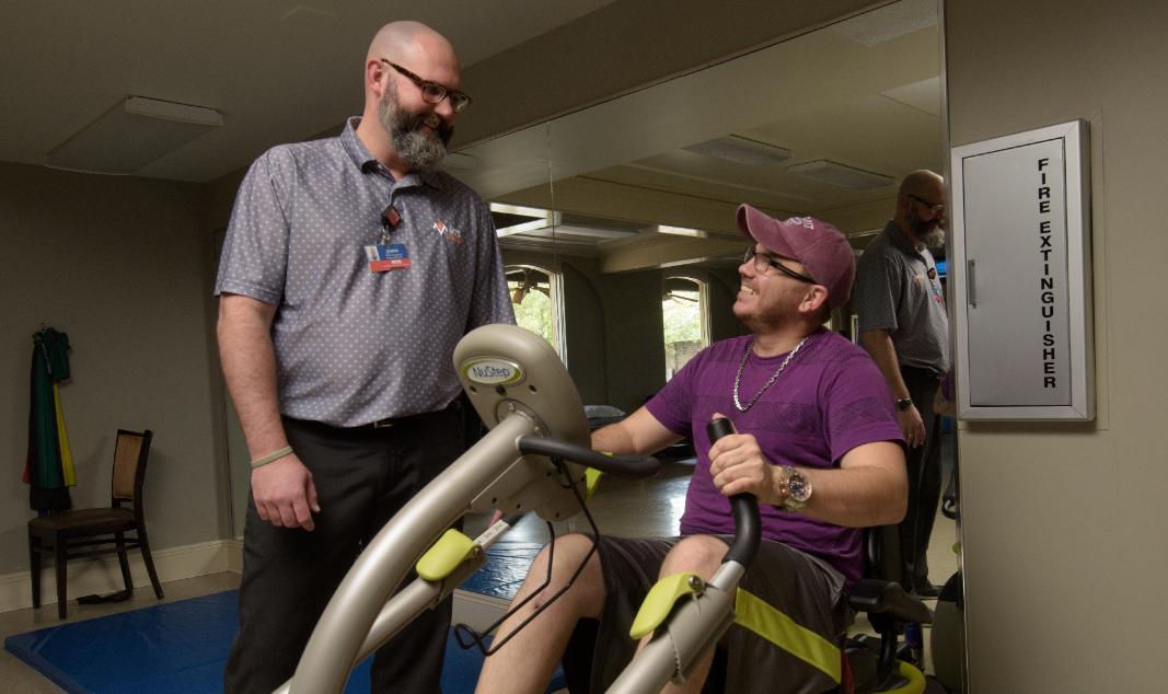 Meet John Bienvenu | MTS Physical Therapy & Wellness