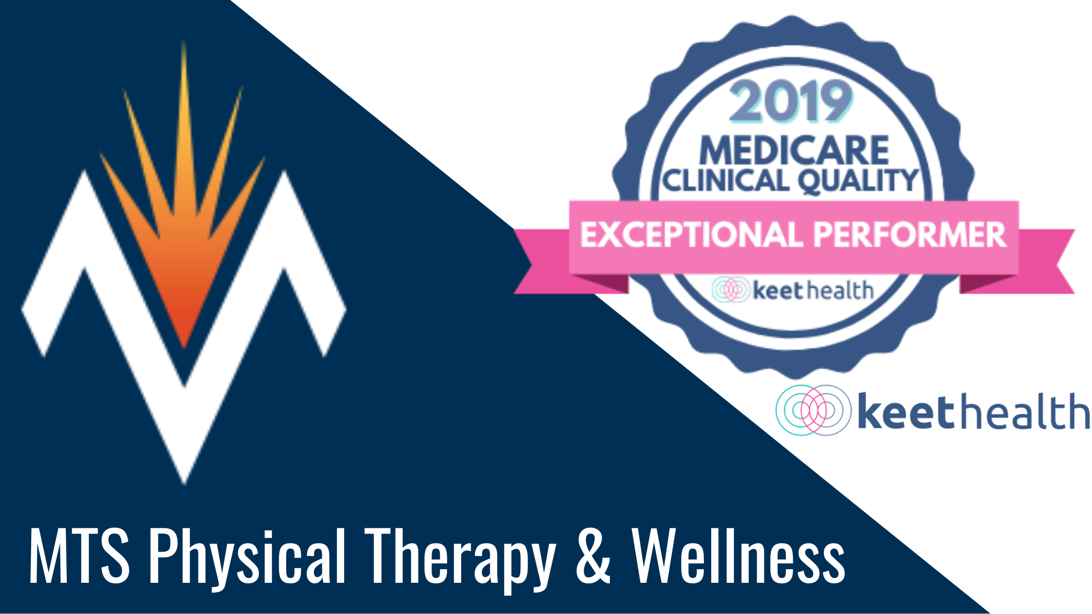 MTS Therapists Named Exceptional Performers